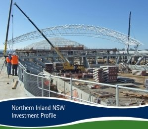 RDA-NI has released it's regional investment profile with details on each of the 12 Local Government Areas