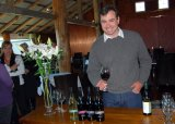 Shaun Cassidy of Merilba Estate, gave an educational talk on wine making and appreciation.