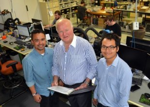 Employing Skilled Migrants has been posivive for ICT International in Armidale, with Dr. Peter Cull employing David Macasieb & Vuong Ba Tran